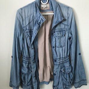 Marrakech denim jacket XS fits like a S/M